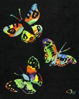 Colorful Life of the Butterflies