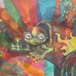 """""""The Amphibian Cannonbal"""" by soniacolonnamathis"""
