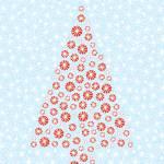 """Retro Christmas Tree"" by Hikaru811"
