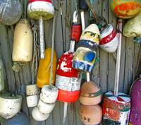 Lobster Trap Buoys (1)