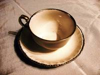 Old Time Tea Cup