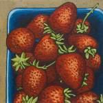 """Strawberries - study 1"" by wolodko"