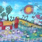 """The Fanciful Farm"" by juliryan"