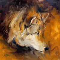 WOLF ABSTRACT