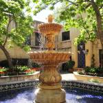 """Fountain in Sedona"" by MyHartArt"