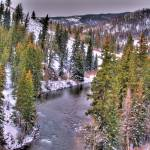 """Blue River Colorado"" by Spoiler"