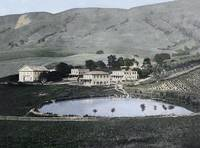 Warm Springs Resort c1880 by WorldWide Archive