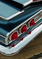 Classic Car Chevrolet Impala Rear Tail Lights