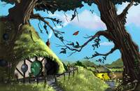 Lord of the rings - Bag End