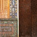"""Islamic art - abstract 1"" by Norah"