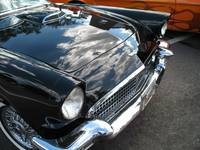 Classic Car 1958 Ford Thunderbird in Black