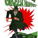 """Pop Art #5 Green Hornet"" by AtomicKommieComics"