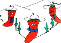 Billie the Chili Gang Rides Again