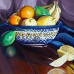 """Fruit Bowl: Polish Pottery XXII"" by 88heather"