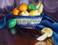 Fruit Bowl: Polish Pottery XXII