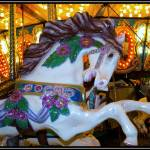 """""""CAROUSEL HORSE"""" by JCJones"""