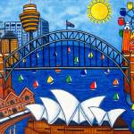 """Sensational Sydney"" by LisaLorenz"