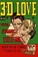 3-D Love Comic Book