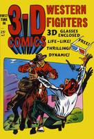 3-D Western Fighters Comic Book