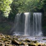 """""""Sgwd yr Eira Waterfall"""" by andy-coleman"""