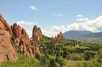 Garden of the Gods - Puzzle