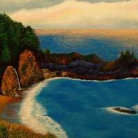 Secluded Splendor Art Prints & Posters by Terry Huey