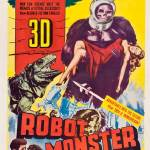 """Robot Monster in 3-D"" by AtomicKommieComics"
