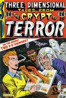3-D Tales from the Crypt Comic Book