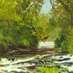 """Cedar Creek No.1"" by anthony"
