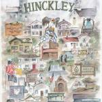 """Hinckley Ohio Collage"" by DoyleArts"