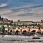 """Prague cityscape I"" by TS_Guichard_FineArtImages"