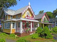 Oak Bluffs Gingerbread Cottages (3)