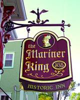 The Mariner King Inn sign