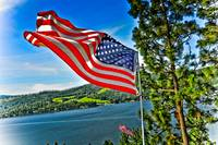 4th of July on Coeur D' Alene Lake