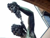 Perseus with the head of Medusa - Florence