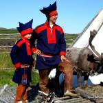 """Sami boys in Norway"" by jbjoani2"