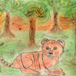 """""""Baby Tiger"""" by JKLUNDGREN"""