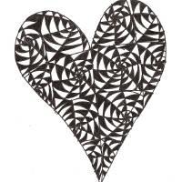 heart 4 Art Prints & Posters by banar