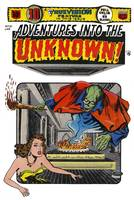 3-D Adventures into the Unknown #51 Comic Book
