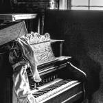 """""""Winter Light in the Music Store Repair Shop"""" by jimcrotty"""