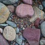 """River Rocks"" by LilaLa"