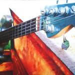 """Fender Roscoe Beck"" by CarolaMoreno"