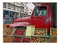 Uruguay Truck with Produce
