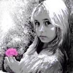 """pink flowers"" by pietrastone"