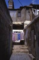 Alley of Clothes