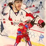 """Alexander Ovechkin"" by Gbrooks"