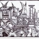 """Terror Train"" by edsimon"