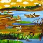 """Bayou Paradise"" by ninaspencer"