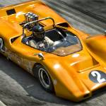 """""""McLaren M6B"""" by JeffBlackwell"""