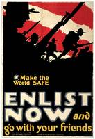 Make the World Safe - Enlist Now